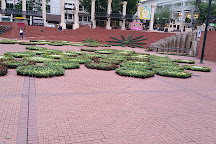 Pioneer Courthouse Square, Portland, United States