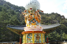 Guinsa Temple, Danyang-gun, South Korea