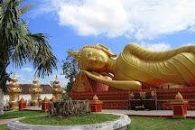 Great Sacred Stupa (Pha That Luang), Vientiane, Laos