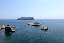 Spiaggia Cala Nave, Ventotene, Italy