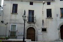 Castello Marchesale di Auletta, Auletta, Italy