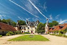 Chateau de Troussay, Cheverny, France