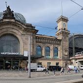 Автобусная станция  Dresden Hbf. Bayrische Str.
