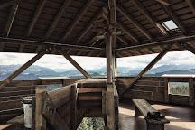 Chuderhusi Aussichtsturm, Roethenbach im Emmental, Switzerland