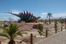 Valle de Los Dinosaurios, Pica, Chile