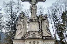 Crucifixion Group Monument, Oberammergau, Germany