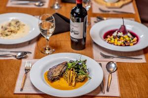 Manka Restaurante Cusco 8