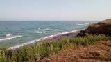 Пляж Санжийка в Грибівка