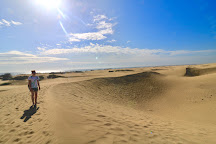 Dunas de Maspalomas, Playa del Ingles, Spain