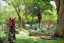 Western Road Cemetery, Penang Island, Malaysia