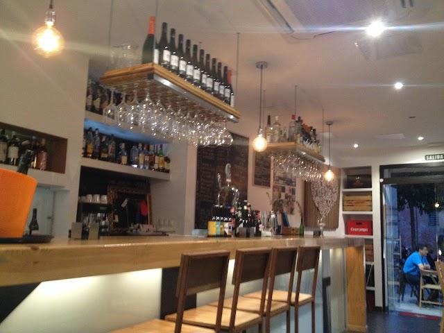 Coolantro Bar