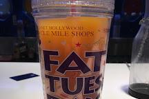Fat Tuesday, Las Vegas, United States
