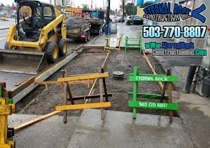 Eternal Rock - Sidewalk Driveway Patio Retaining Wall Concrete Repair