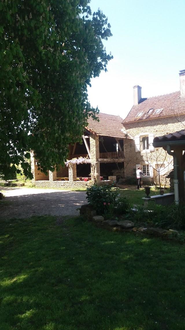 Gîte de groupe Gruppenhaus Groepshuis Bourgogne