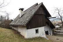 Finžgar's Birth House, Žirovnica, Slovenia