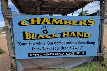 Chambers of The Black Hand, Lightning Ridge, Australia
