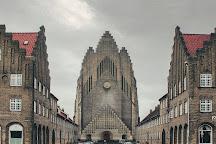 Grundtvig Church (Grundtvigs Kirke), Copenhagen, Denmark