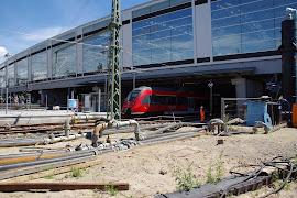 Станция  S Ostkreuz Bhf