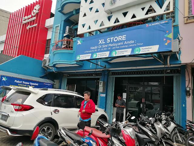 XL Center Jakarta Timur - Rawamangun