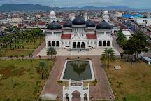 Baiturrahman Grand Mosque, Banda Aceh, Indonesia