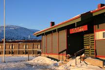 Pallastunturi Visitor Centre, Muonio, Finland