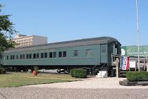 Galesburg Railroad Museum, Galesburg, United States