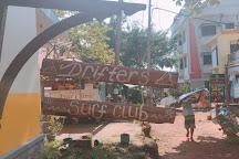 Drifters Surf Club, Varkala Town, India