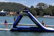 Central Coast Aqua Park, Gosford, Australia
