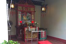 Johor Old Chinese Temple, Johor Bahru, Malaysia