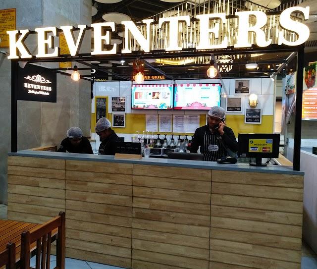 Keventer's Milkshakes
