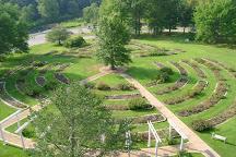 Washington Park Botanical Gardens, Springfield, United States