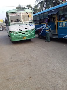 Muchighata Bus Stop haora