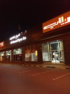 Al-Hawai Tyre Co. Official PIRELLI Distributor dubai UAE