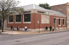 Hall Branch, Chicago Public Library chicago USA