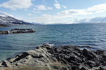 Telegrafbukta Beach, Tromso, Norway