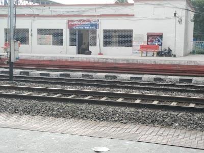 Kishanganj Railway Station