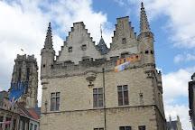 Schepenhuis Museum, Mechelen, Belgium