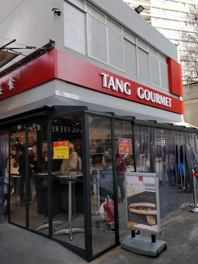 La Financiere Tang