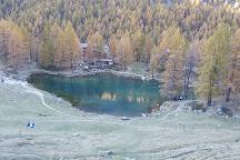 Lago Blu, Breuil-Cervinia, Italy