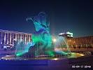 """Памятник """"Кораблик"""" на фото Актау"""