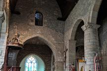 Eglise Notre-Dame-de-la-Tronchaye, Rochefort en Terre, France