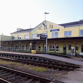 Train Station  Turnov