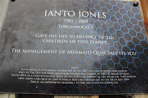 Ianto's Shrine, Cardiff, United Kingdom