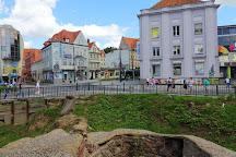 Old Town, Olsztyn, Poland