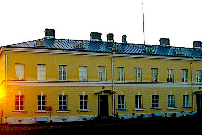 Eckerö Post & tullhus, Aland Island, Finland