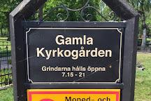 Gamla Kyrkogarden, Malmo, Sweden