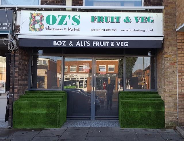 Boz's Fruit & Veg