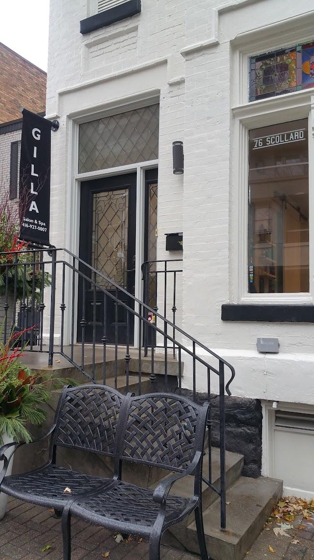 Gilla's Salon & Spa