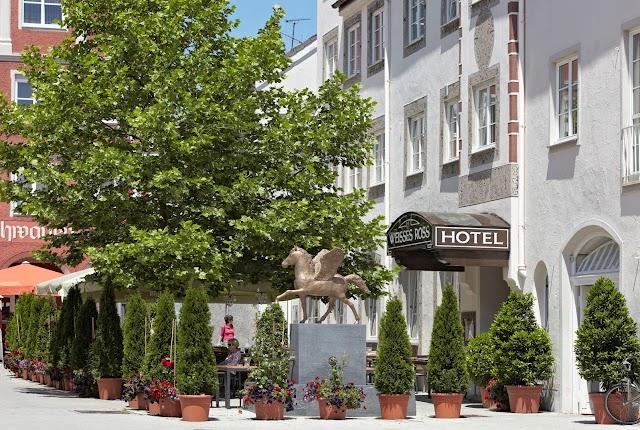 Hotel Restaurant Weisses Ross