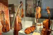Musikinstrumentenmuseum der Universitat Leipzig, Leipzig, Germany
